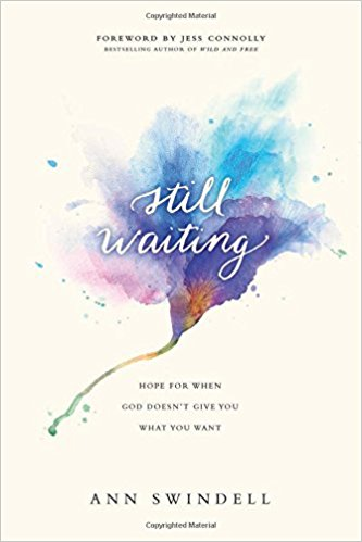 still waiting by ann swindell