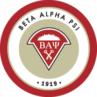 Beta Alpha Psi logo image
