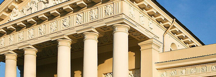 PPE banner image - classic architecture
