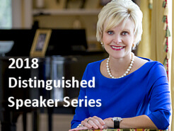 Distinguished Speaker event image