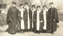 1923 graduates of the Normal School