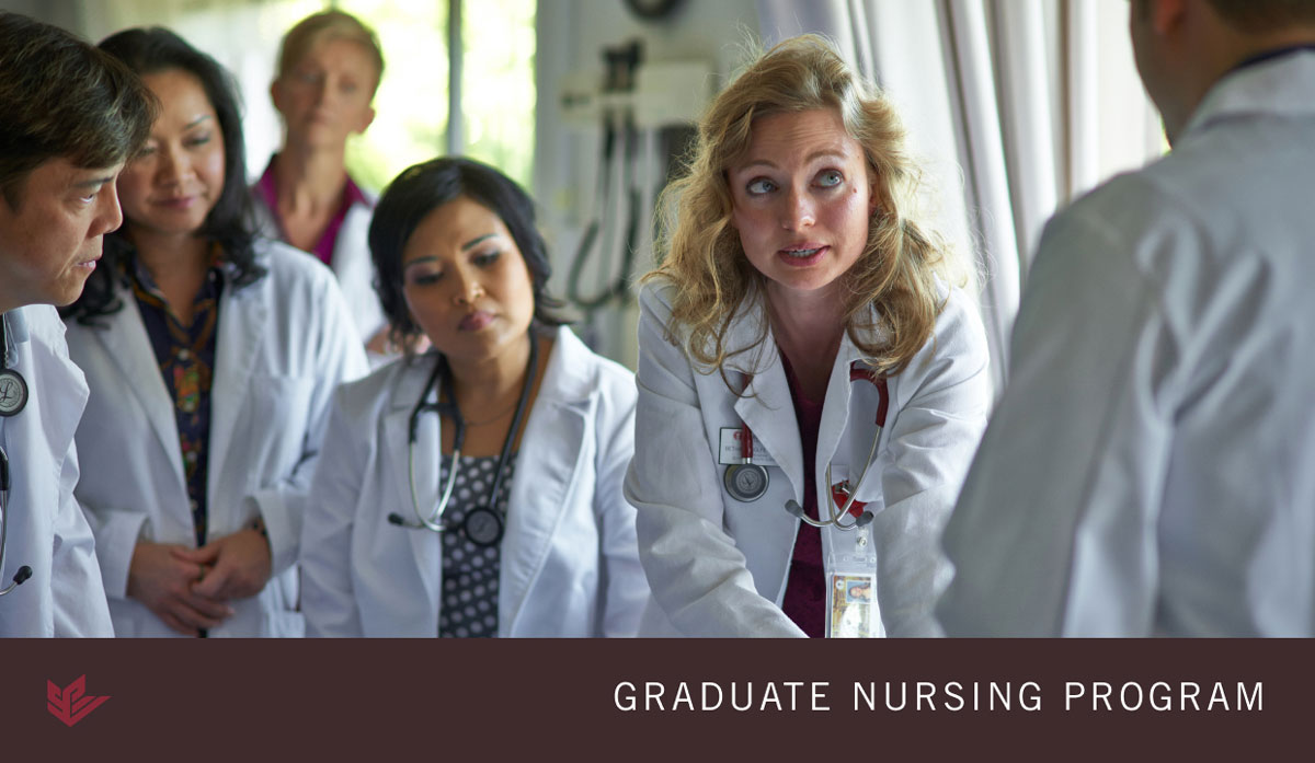 graduate nursing students
