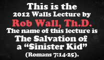 Walls Lecture