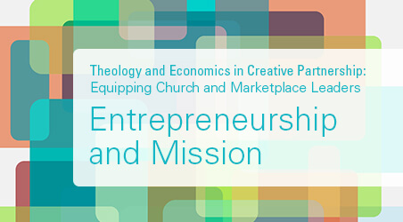 Entrepreneurship and Mission