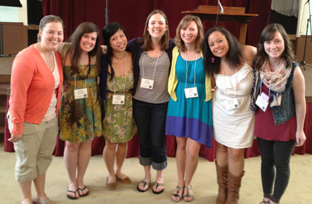 SPU Women Attend Houston Conference