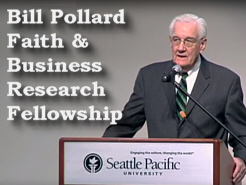 Bill Pollard Faith & Business Fellowship