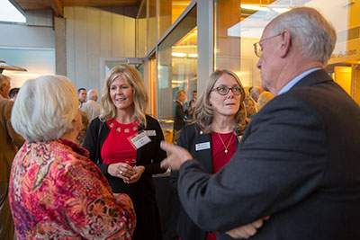 Guests at the 2016 SPU President's Circle Dinner