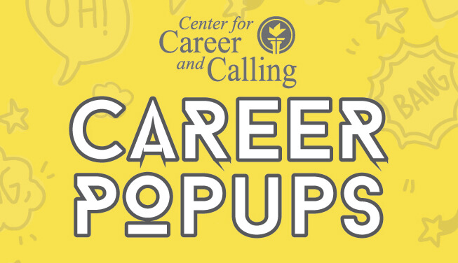 Career Pop-up logo