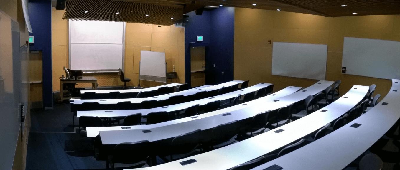 Spu classroom setting