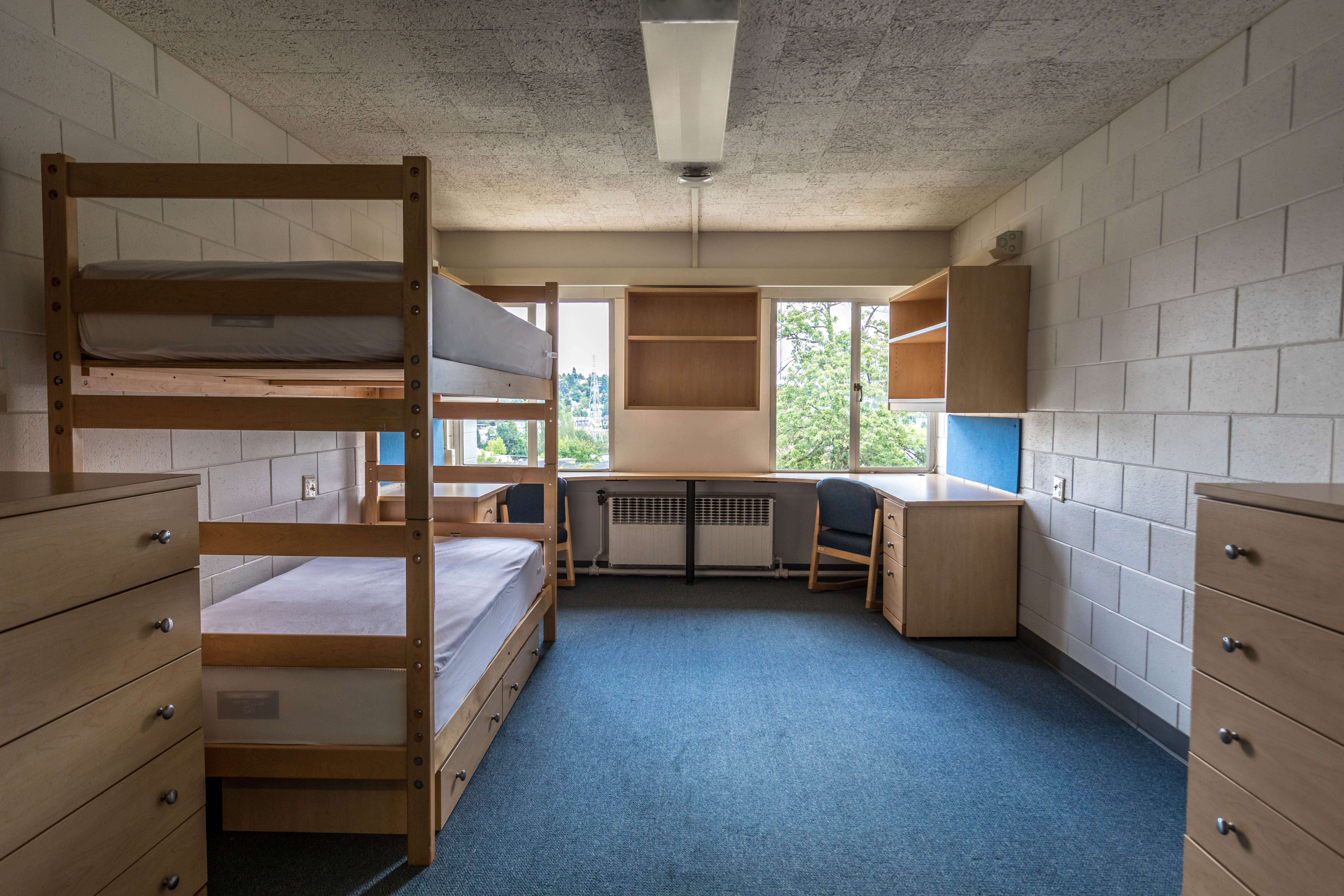 Room layouts seattle pacific university