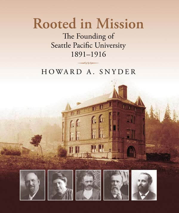 Rooted in Mission cover