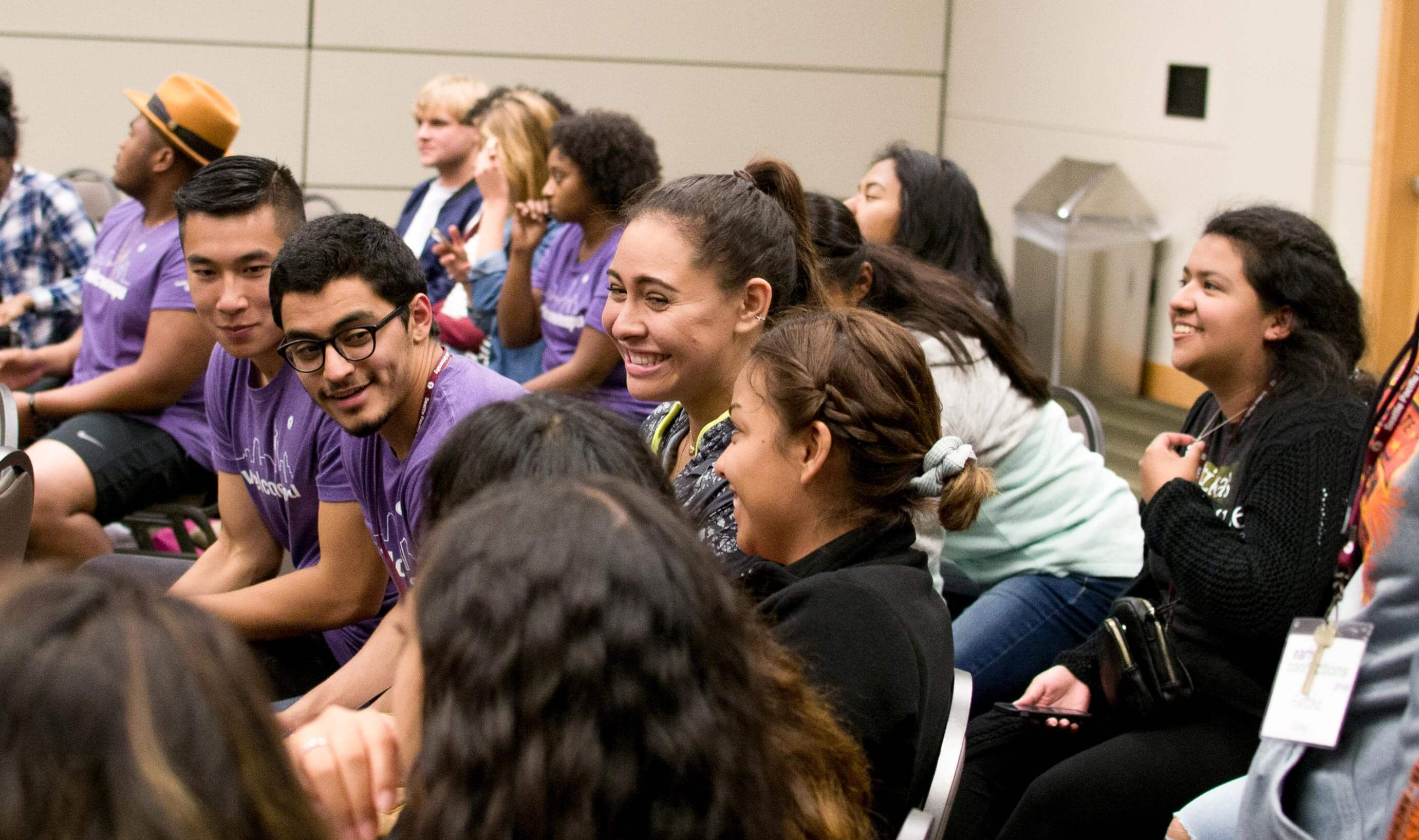 Students at Early Connections