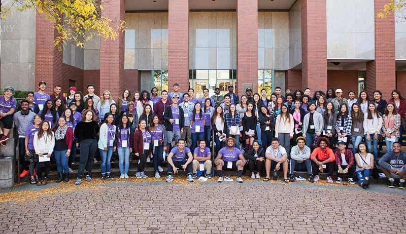 Early Connections group photo