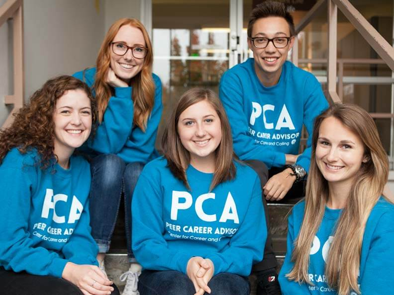 Peer Career Advisors