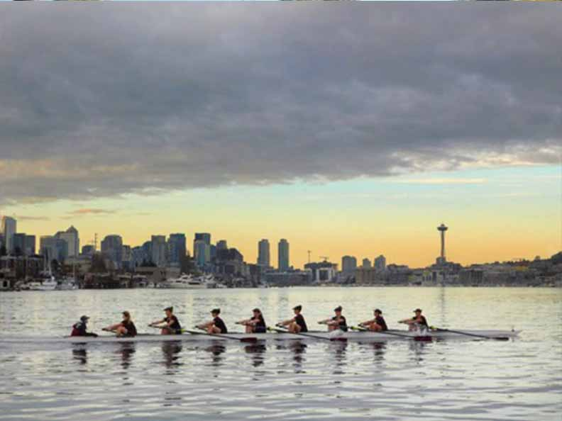 SPU Rowing